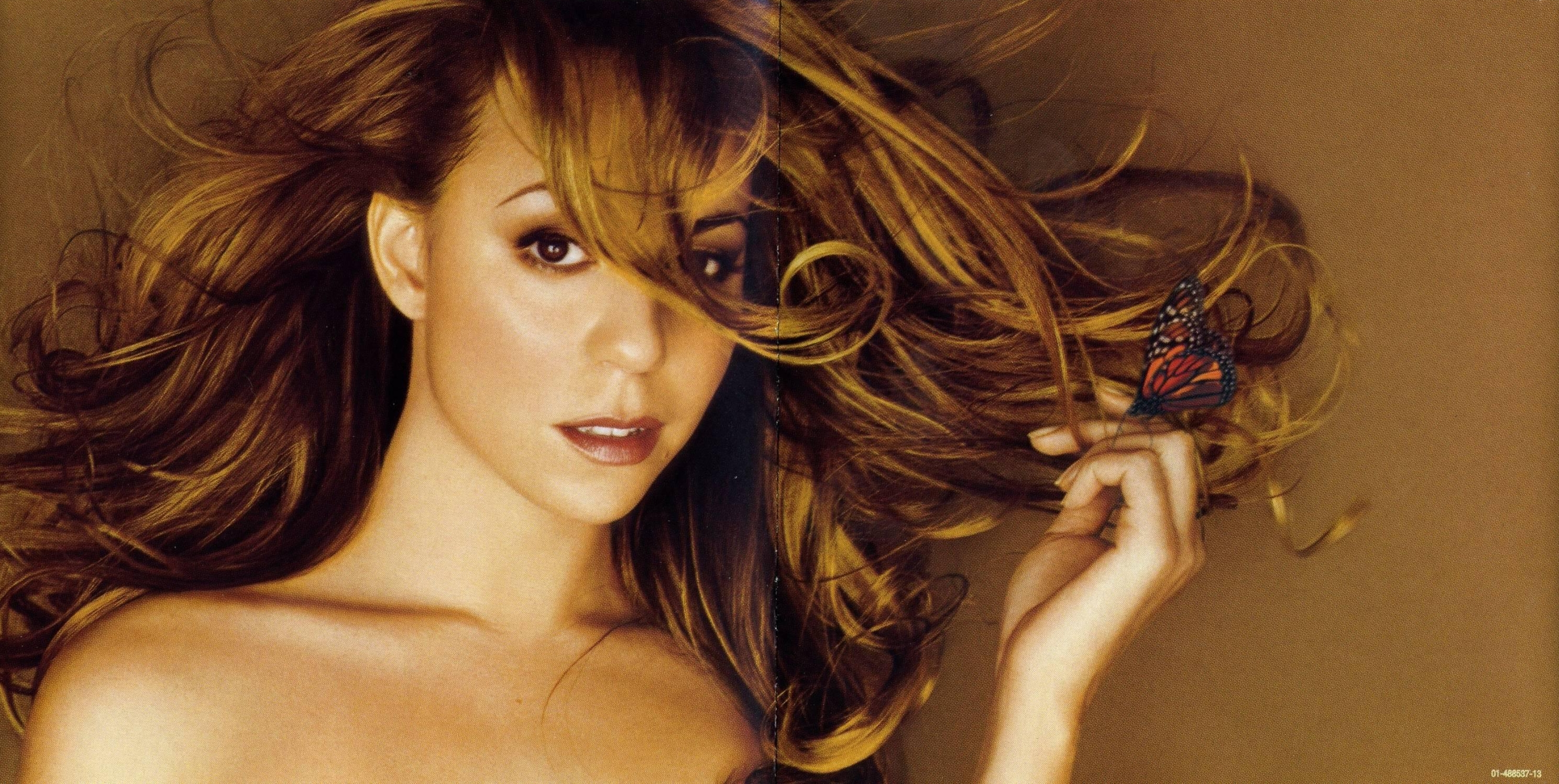 Today Celebrate The 18th Anniversary Of Mariah Careys Butterfly Album