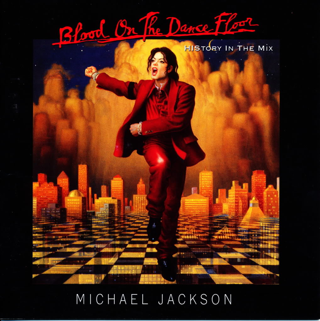 elicit 1997 with michael jackson39s 39blood on the With blood on the dance floor michael jackson album