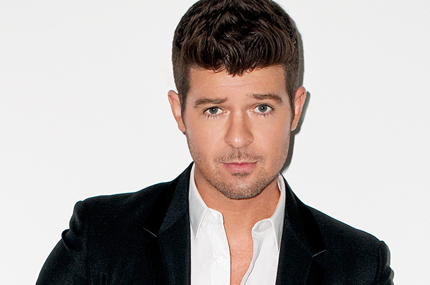 Robin thicke Nude Photos 74
